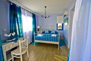 Meltemi Villas - Master Bedroom