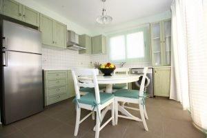 meltemi villas - kitchen alternative