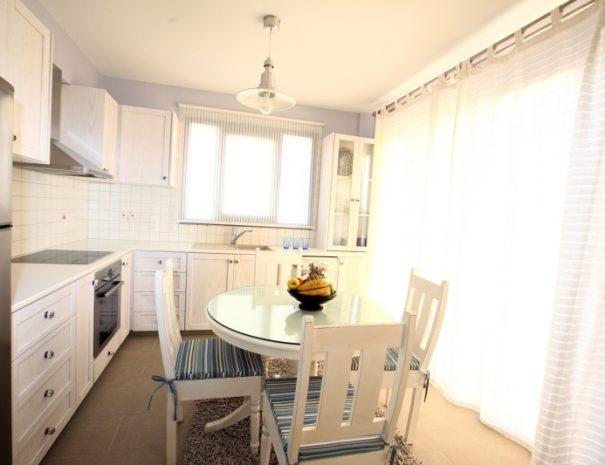 meltemi villas - kitchen area alternative view