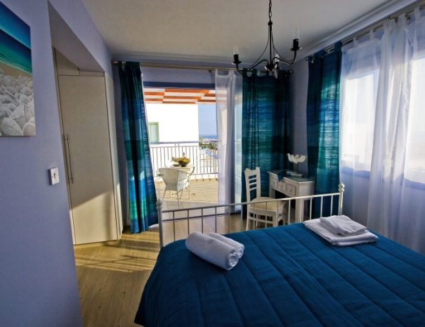 meltemi villas - master bedroom 2